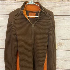 Guess Full Zip Up sweater